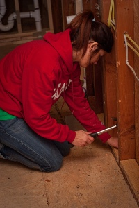 What if she's great at carpentry and can help you update your mud room?